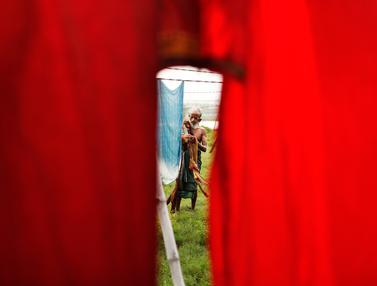 Dhobi, Cara Cuci Baju Tradisional di India