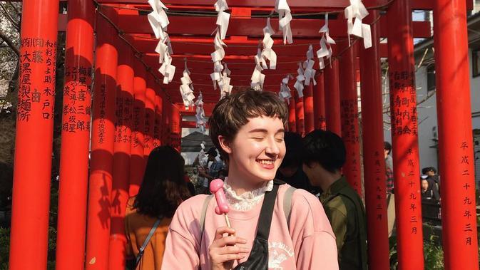 Menengok Meriahnya Perayaan Festival Penis Di Jepang