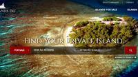 Situs online www.privateislandsonline.com.