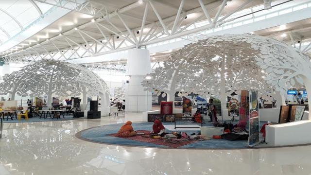 Tingkatkan Aktifitas Penerbangan, BIJB Fokus Layani Umroh dan Kargo