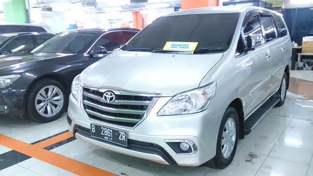 Toyota Innova Diesel Bekas Jadi Buruan Otomotif Liputan6 Com