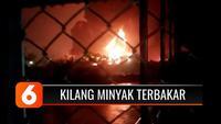 Video detik-detik Kilang Nomor 39 RU IV Cilacap terbakar, diduga akibat tersambar petir. Apakah akan berdampak pada produksi dan persediaan bahan bakar minyak?