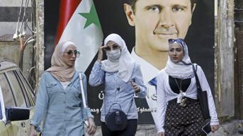 FOTO: Kondisi Ibu Kota Damaskus di 10 Tahun Perang Suriah