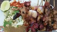 Nasi becek, kuliner khas Nganjuk, Jawa Timur. (dok. Instagram @uchie_erry/https://www.instagram.com/p/BdhHZwgnaCb/Asnida Riani)