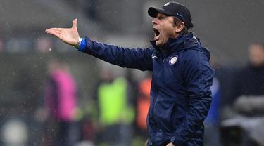 Inter Milan Vs SPAL