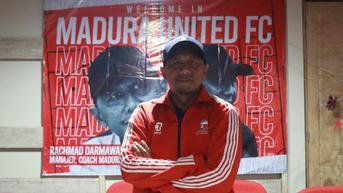 Rahmad Darmawan Benahi Madura United sebelum Hadang PSS Sleman di BRI Liga 1, Main di Vidio 25 September 2021