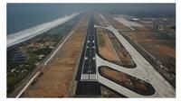 Bandara Internasional Yogyakarta di Kulon Progo (Sumber:Twitter/@Sutopo_PN)