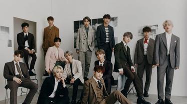 Grup K-Pop Seventeen (Soompi)