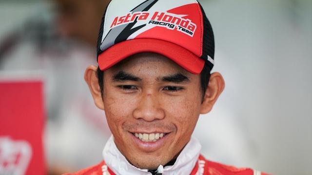 Gerry Salim Berharap Rambah Grand Prix Moto2 pada Tahun Depan – MotoGP Agenbola
