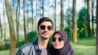 Momen Manis Vebby Palwinta dan Razi Bawazier Setelah Menikah. (Sumber: Instagram.com/razibawazier)