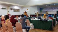 Kantor Cabang Bandara Internasional Juanda mengundang 20 Mitra Binaan dengan beragam sektor usaha di Hotel Royal Orchids Batu untuk membekali mitra binaaan terkait trasformasi bisnis UKM dan SWOT Analisis.