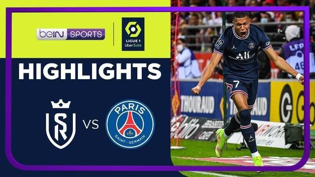 Berita Video, Highlighs Pertandingan PSG Vs Reims pada Senin (30/82021)
