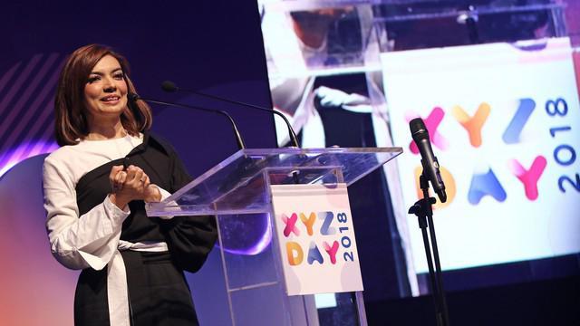Najwa Shihab berpegang pada tiga mantra, yakni konten, kolaborasi, dan komunitas.