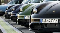 Porsche siapkan penantang baru untuk Tesla dan BMW