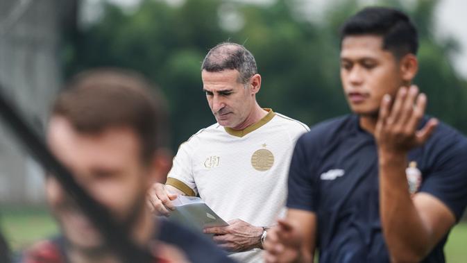 angelo alessio tak sabar debut bersama persija di liga 1, mengklaim dapat kuasa penuh bangun skuad