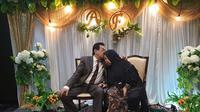 Anwar Fuady dan Farida Cosim (Instagram/fuady_47)