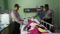 Enam petani di Desa Cantel, Kecamatan Pitu, Kabupaten Ngawi, Jawa Timur mengalami keracunan. (Liputan6.com/Dian Kurniawan)