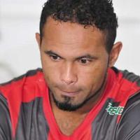 Bruno Fernandes, pesepakbola Brasil yang jadi otak pembunuhan pacarnya sendiri. foto: telegraph.co,uk
