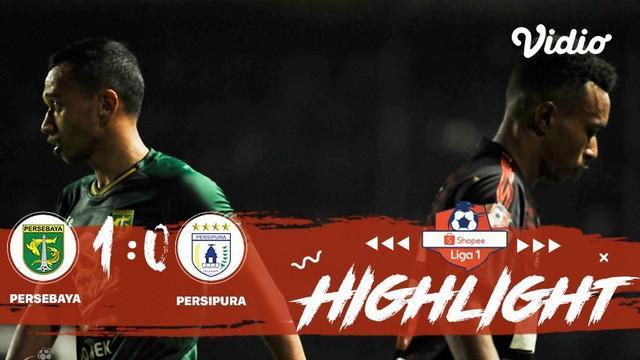 Laga lanjutan Shopee Liga 1,Persebaya Surabaya VS Persipura Jayapura berakhir dengan skor 1-0 #shopeeliga1 #Persebaya Surabaya #Pe...