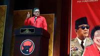 Sekjen PDIP Hasto Kristiyanto di Semarang, Jawa Tengah, Selasa (19/11/2019). (Foto: dokumentasi PDIP)