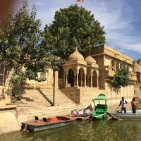Jaisalmer, Rajasthan, India. (Rajesh Goraniya/Bored Panda)
