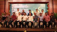 Buka puasa bersama pedagang Muslim Tanah Abang dan BCA KCU Wahid Hasyim di gelar hari Kamis (9/7) di Hotel Millenium, Jakarta Pusat.