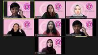 Campus Online Talkshow: Manipulasi   dalam Relasi, Rabu, 10 Februari 2021 (Liputan6.com/Komarudin)