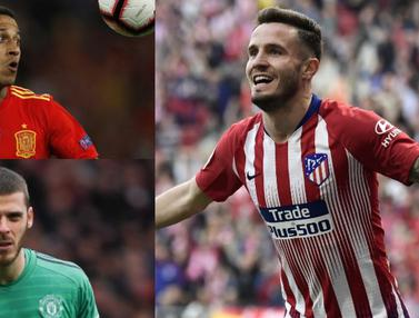 Pesepak Bola Spanyol Paling Berharga di Dunia