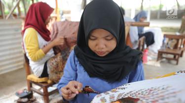Melestarikan Batik Betawi di Tengah Gempuran Printing