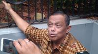 Badan Pemenangan Nasional (BPN) Prabowo Subianto-Sandiaga Uno, Djoko Santoso. (Merdeka.com/Muhammad Genantan Saputra)