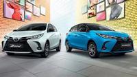 Toyota Yaris dan Vios meluncur di Thailand. (Toyota)
