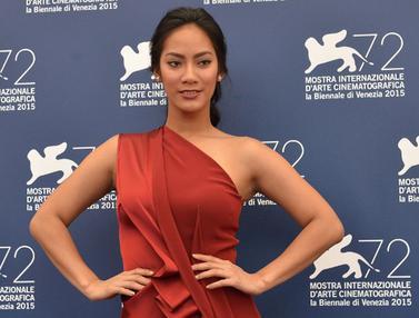 20150911-Anggunnya Tara Basro di Festival Film Venice 2015-Italia