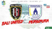 Liga 1 2018 Bali United Vs Persipura Jayapura (Bola.com/Adreanus Titus)