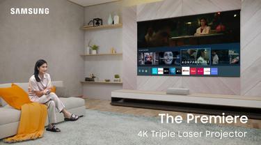 Deretan Lifestyle TV Samsung