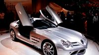 Mercedes-Benz SLR McLaren (foto: Shutterstock)