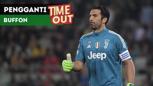 Berita video Time Out kali ini tentang para calon kiper Juventus yang bisa menggantikan posisi Gianluigi Buffon, yang memutuskan untuk pensiun pada akhir musim 2017-2018.