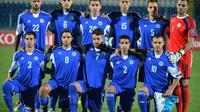 Timnas San Marino (VINCENZO PINTO / AFP)
