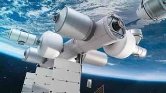 Blue Origin Ungkap Rencana Pembangunan Stasiun Luar Angkasa Orbital Reef