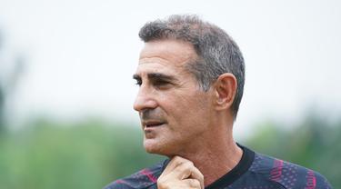Pelatih Persija, Angelo Alessio.