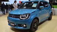 Ignis ibangun dari platform baru Suzuki yang lebih kaku dan lebih ringan.