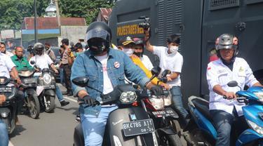 Bobby Nasution daftar Pilwalkot ke KPU Medan