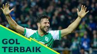 Video highlights 5 gol terbaik Bundesliga pekan ini. Gol Indah Claudio Pizarro bawa Bremen menang atas Hannover.