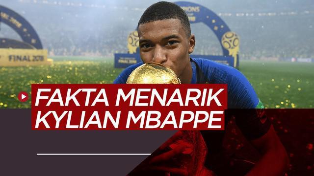 Vlog Bola.com Fakta Menarik Kylian Mbappe