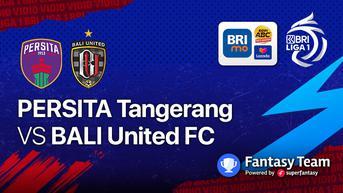 Link Live Streaming BRI Liga 1, Bali United vs Persita Tangerang Jumat 24 September 2021 di Vidio