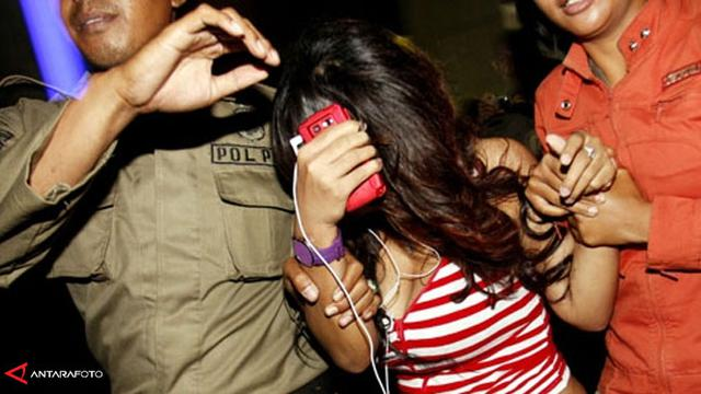 Razia Bocor, 'Hanya' 12 PSK Terjaring di Jakarta Utara