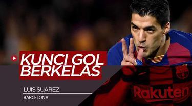 Berita Video rahasia gol backheel Luis Suarez saat Barcelona Vs Mallorca di La Liga