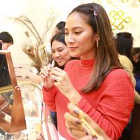 Pembukaan butik 'Tulola Jewelry' dan peluncuran webseries Tulola (Adrian Putra/Fimela.com)