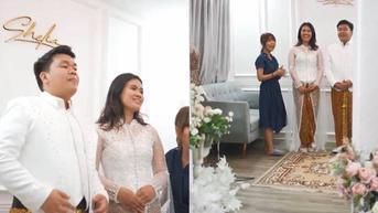 Segera Menikah, Ini 7 Momen Kiki Eks CJR dan Kekasih Coba Baju Pengantin