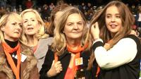 Valencia CF mendukung gerakan anti kekerasan wanita dan perempuan di seluruh dunia. (Valencia)