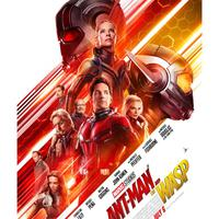 Poster Ant-Man and the Wasp. (Marvel Studios)